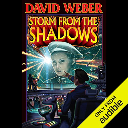 Storm from the Shadows  audiobook cover art