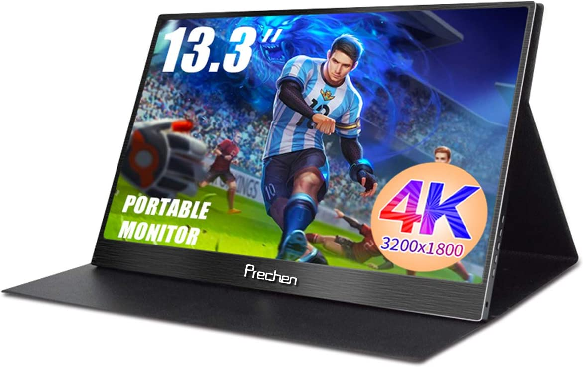 Portable Monitor 13.3 Inch USB-C Poratble Ranking TOP8 Display 3200X1800 Free shipping on posting reviews Comp
