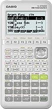 $43 » Casio fx-9750GIII White Graphing Calculator (fx-9750GIII-WE) (Renewed)