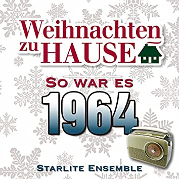 Weihnachten zu Hause: So war es 1964