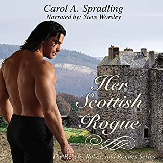Her Scottish Rogue cover art