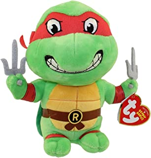 TY Beanie Baby - RAPHAEL (Teenage Mutant Ninja Turtles)
