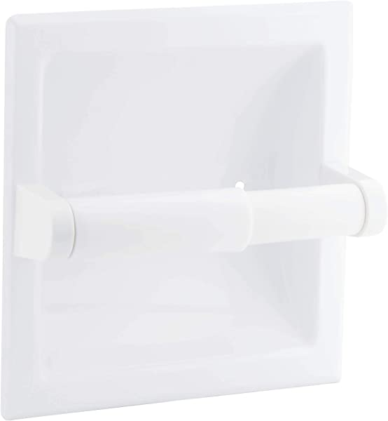 Moen Donner DN5075W Commercial Glacier Paper Holder
