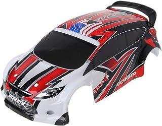 LaDicha 1//10 Rc On-Road Drift Auto Carrozzeria Verniciato PVC Shell per Venom T-10 Parti del Veicolo
