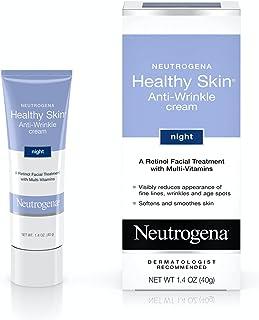 Neutrogena Healthy Skin Anti-Wrinkle Retinol Night Cream Treatment 1.4 oz