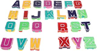 Homyl Alphabet Robot Toys Set for Preschool Education ABC Learning Toy, 26 pcs/Set