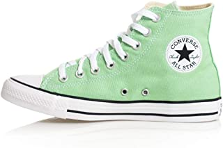 Converse Chuck Taylor all Star Seasonal Color - Hi - Ceramic Verde Canvas