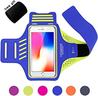 OLICTA Sports Armband,Universal Cell Phone Outdoor Running 5.1-6.0 Inch for iPhone 8, 7, 6, 6S, SE, 5, 5C, 5S, and Galaxy S5,Google Pixel Case