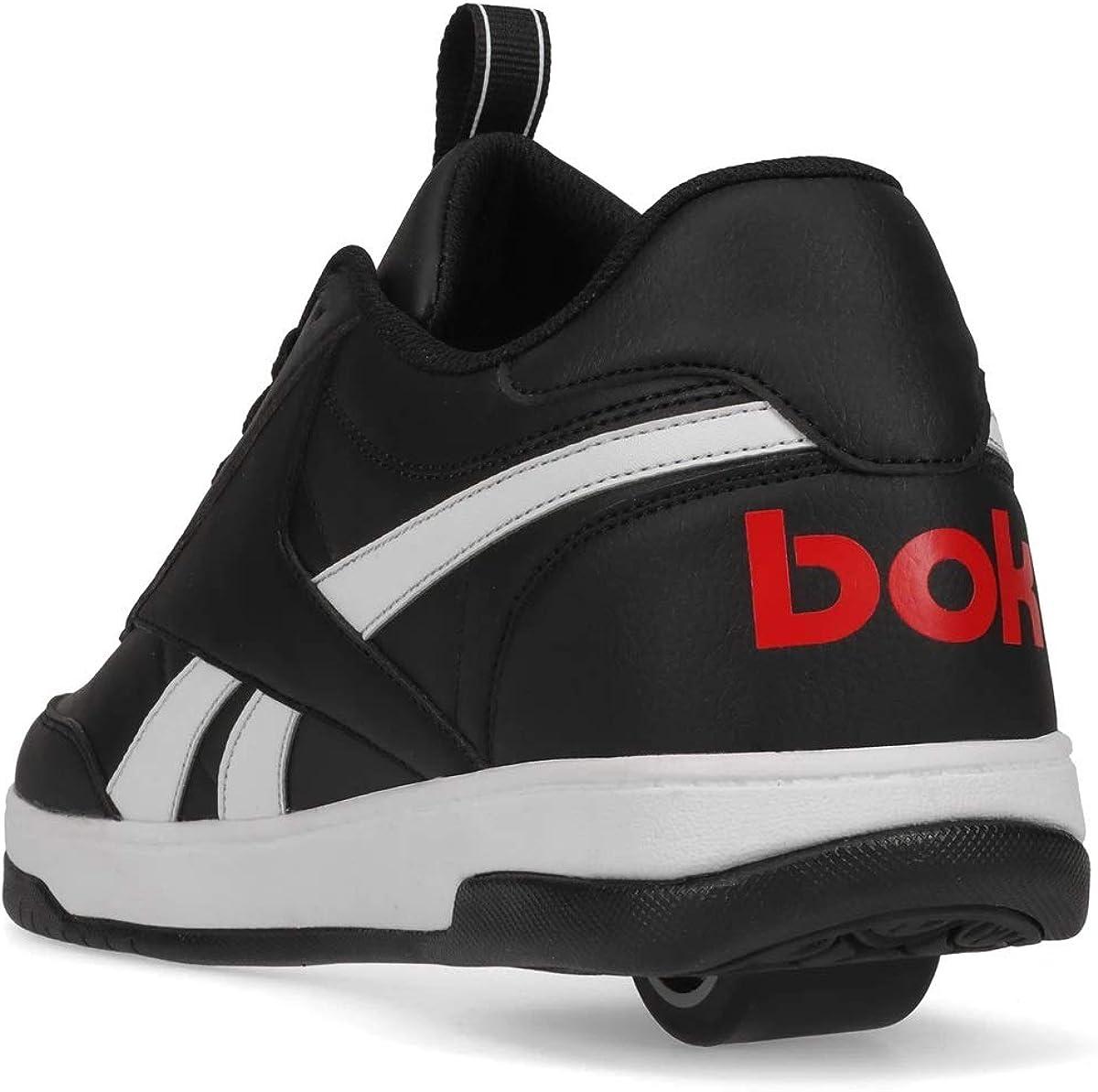 Heelys Mens CL Court Low Wheels Skate Sneaker Shoes