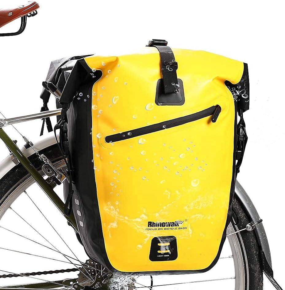Rhinowalk Bike Bag Waterproof Bike Pannier Bag