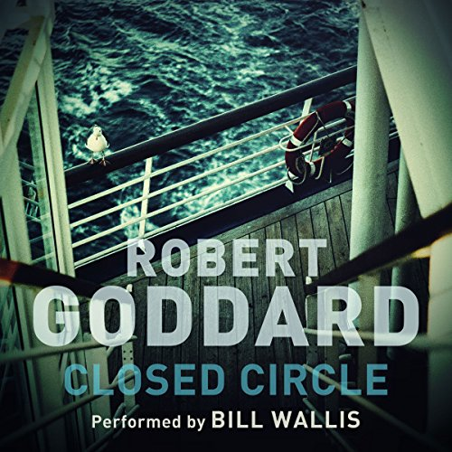 Closed Circle audiobook cover art