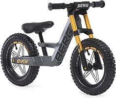 BERG Biky Cross Denge Bisikleti - Gri, Açık oyuncaklar, 2,5-5 yaş arası çocuklar için