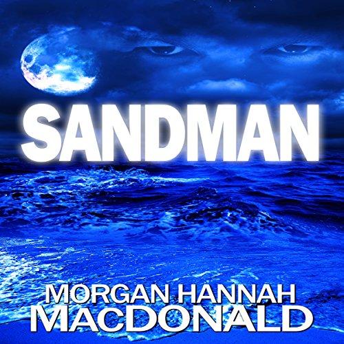 Sandman audiobook cover art