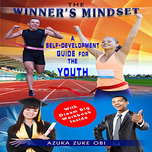 The Winner's Mindset audiobook cover art