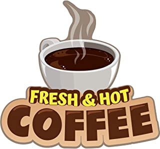 Fresh HOT Coffee 12
