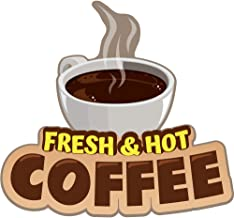 Fresh HOT Coffee 12