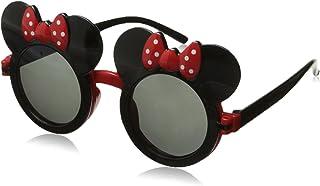 WebDeals Childrens Mouse Ear Round Flip Out Sunglasses