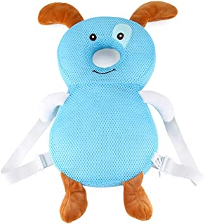 Weixinbuy Baby Head Protective Adjustable Safety Pads Cushion Head Back Protection Pillow Prevent Head Injured for Infant Toddler Walkers