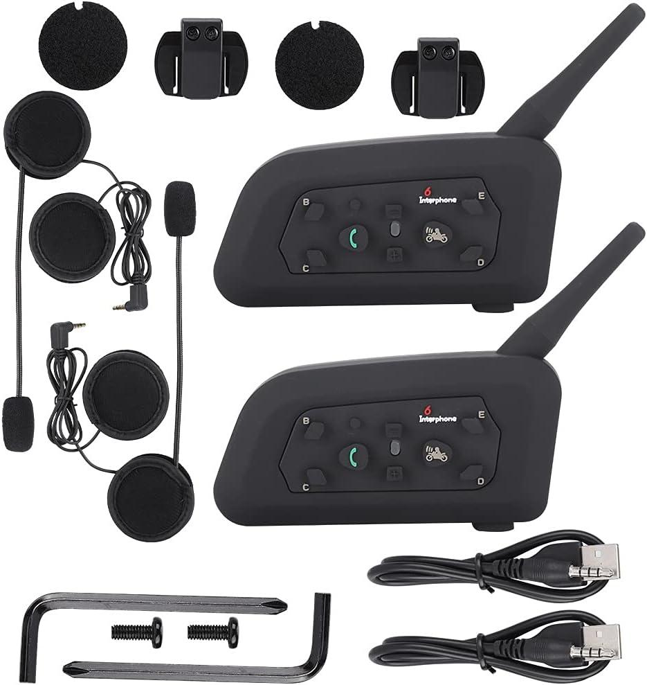 HENGHUAsm Wireless Earphones Max 68% OFF Helmet Headset Interphone 35% OFF Bluetooth