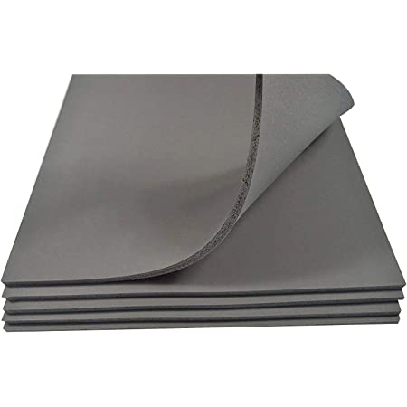 """Soply 15 x 15/"""" Thickest Silicone Heat Press Pad Mat Silicone Pad for Heat Transfer Machine Press Replacement Pad .33"""