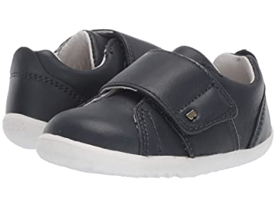 Bobux Kids Step Up Boston (Infant/Toddler) (Navy) Kid