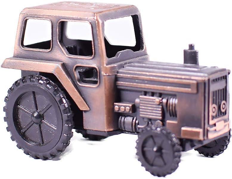Metal Die Great 100% quality warranty! interest Cast Farm Tractor ReplicaFi Sharpener Miniature Pencil