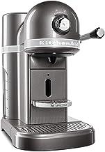 KitchenAid KES0503MS Nespresso, Medallion Silver (Renewed)