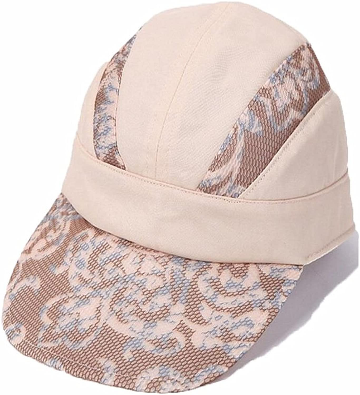 Ladies Spring and Summer Sun Hat Baseball Cap Sports Sun Hat