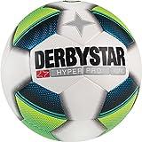 Derbystar Hyper Pro Light 5, Blanco, Amarillo y Azul, 1021500156