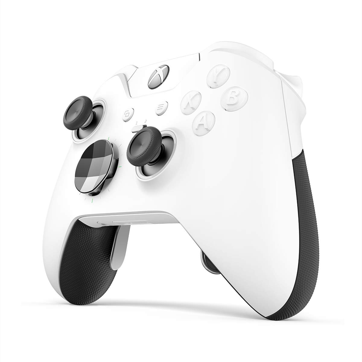 Microsoft - Mando Elite Wireless (Xbox One), blanco: Microsoft ...