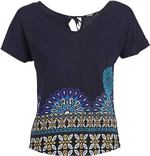 venta outlet salida de fábrica 50-70% de descuento Amazon.es: Desigual - Camisetas / Camisetas, tops y blusas: Ropa