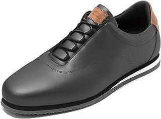 Crashers Zapato Casual Cómodo para Hombre Onyx en Piel Ecotecnológica