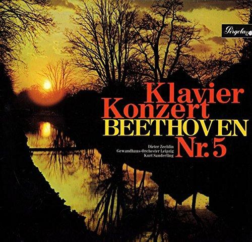 Gewandhaus-Orchester Leipzig Klavier Konzert Beethoven Nr. 5