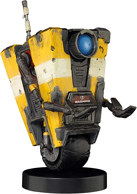Exquisite Gaming Cable Guy - Borderlands Claptrap - Charging Controller and Device Holder - Toy - Xbox 360
