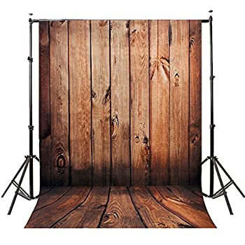 FUT Wooden Theme Photography background Vinyl Cloth Backdrop Updated Material