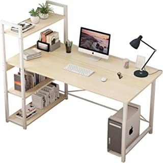 120 * 60 Home Office Writing Computer Desk Modern Simple Study Table Laptop Table Notebook Desk with Extra Strong Legs