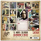 Grupo Erik Editores   Calendario 2018 30X30 Harry Potter