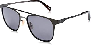 نظارة شمسية بتصميم معدني مسطح جي اس ار دي ييستر للرجال من جي-ستار رو