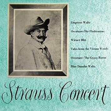 Strauss: Concert