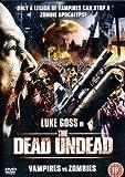 The Dead Undead [DVD] [Reino Unido]