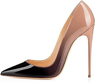 8d7b94e2 Amazon.es: zapatos nude - 35 / Zapatos para mujer / Zapatos: Zapatos ...