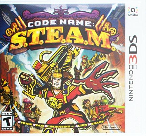 Code Name: S.T.E.A.M. [Importación Francesa]