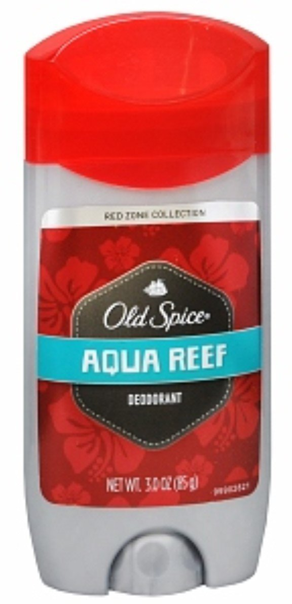 Old Spice Red Zone Deodorant New Orleans Mall Solid Aqua oz 9 El Paso Mall of Reef 3 Pack