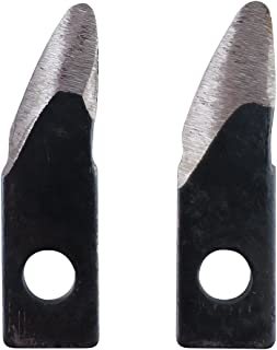General Tools & Instruments 11B 1 Pair Replacement Blades for No. 11 Washer and Circle Cutter
