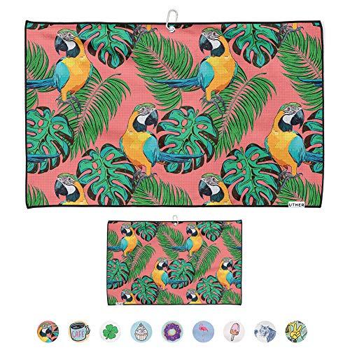 Uther Golf Towel - CART - 20+ Original Designs