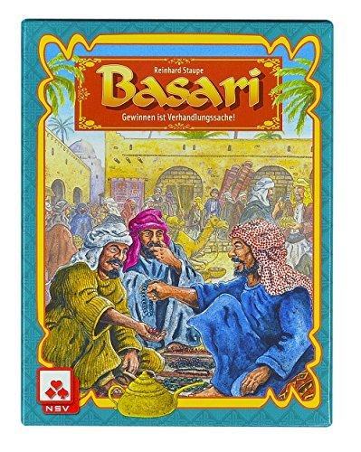 Nrnberger-Spielkarten 4028 - Basari Card Game by Nrnberger Spielkarten-Verlag GmbH