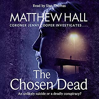 The Chosen Dead cover art