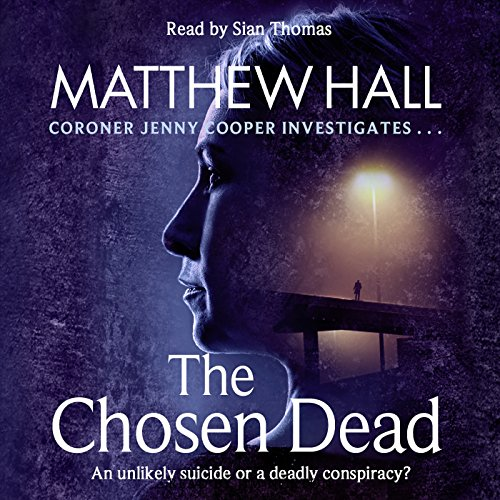 The Chosen Dead audiobook cover art