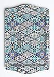 BOHORIA® Premium Design Serviertablett - Dekorative Servierplatten für Glas, Tassen, Schälchen auf ihrem Holz-, Glas- oder Stein-Esstisch (Orient)