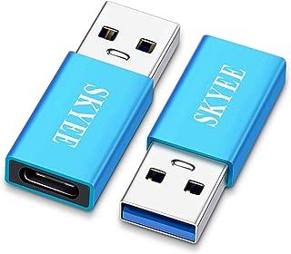 S7 Edge et plus Connecteur Sync et Adaptateur de Charge pour Appareil Photo Num/érique M/âle Femelle Femelle LoongGate Micro USB vers USB Type C Adaptateur USB-C Samsung Galaxy S7 Power Bank